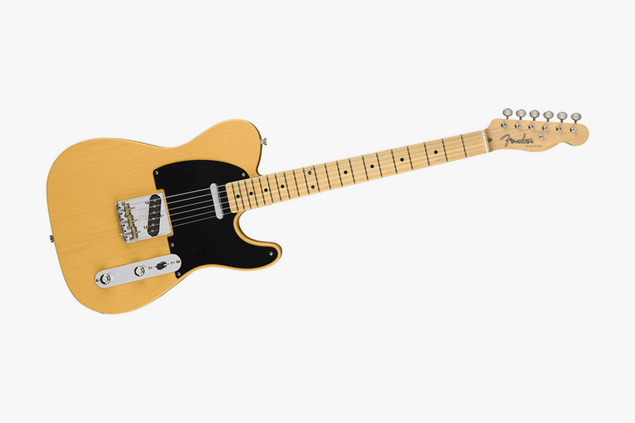 Fender American Original '50s Telecaster MN Butterscotch Blonde