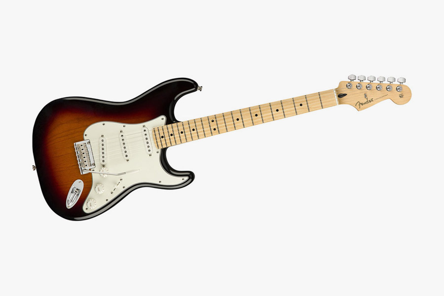 Fender Player Stratocaster MN 3-Color Sunburst