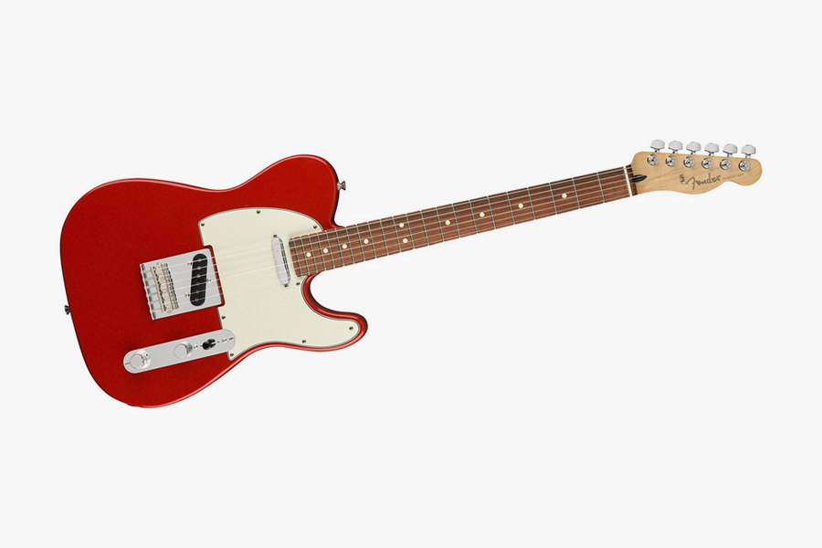 Fender Player Telecaster PF Sonic Red