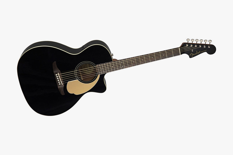 Fender Newporter Player Jetty Black