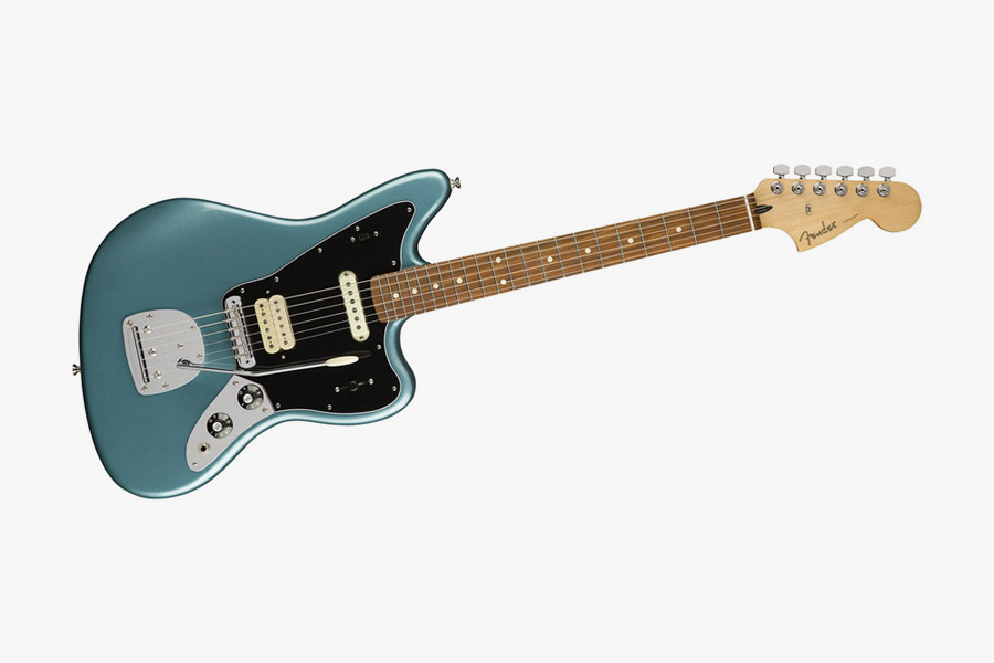Fender Player Jaguar PF Tidepool
