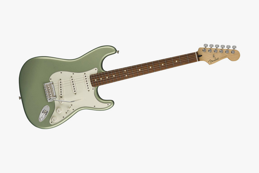 Fender Player Stratocaster PF Sage Green Metallic