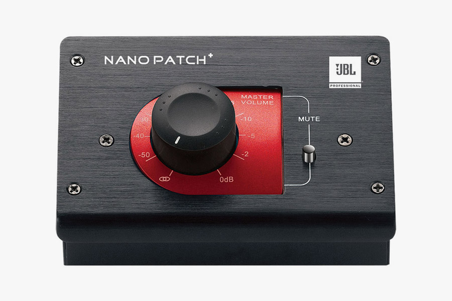 JBL Pro Audio Nano Patch+